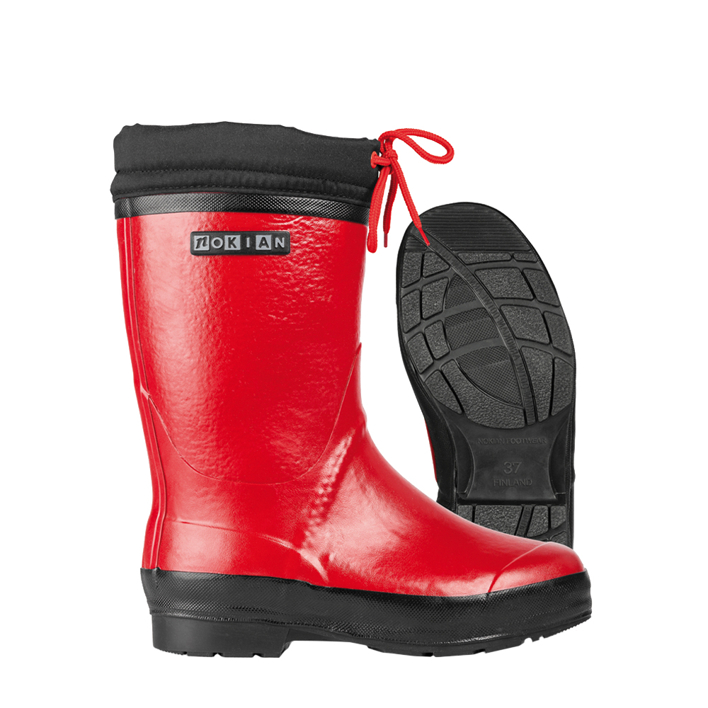 Nokian Footwear Winter Ultra - Red