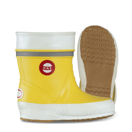 Nokian Footwear Hai Kids - Yellow 3