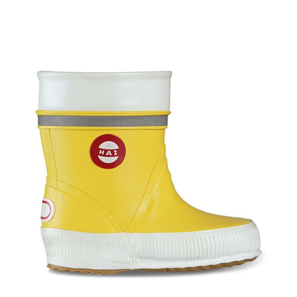 Nokian Footwear Hai Kids - Yellow 2