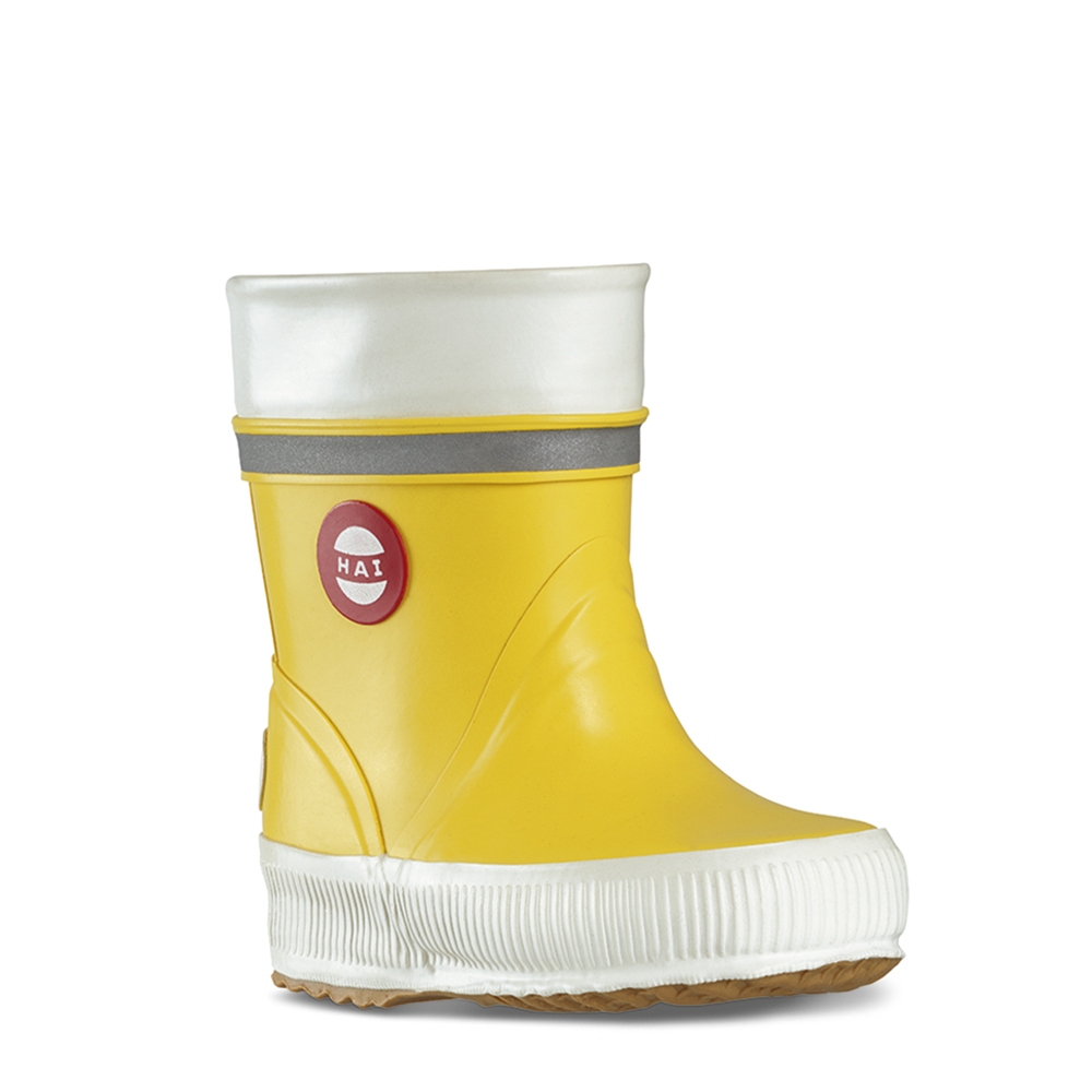 Nokian Footwear Hai Kids - Yellow