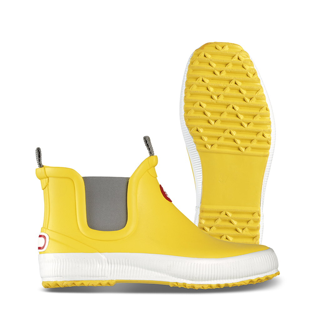 Nokian Footwear Hai Low - Yellow 3