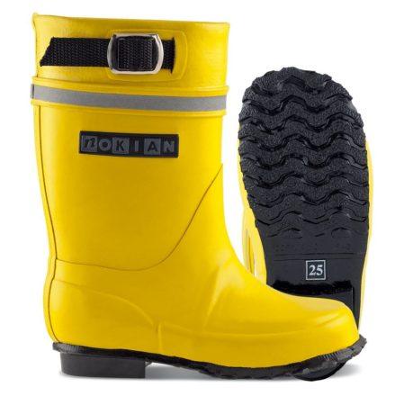 Nokian Footwear Kontio Jr - Yellow 2