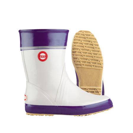 Nokian Footwear Hai - Grey/dark lilac