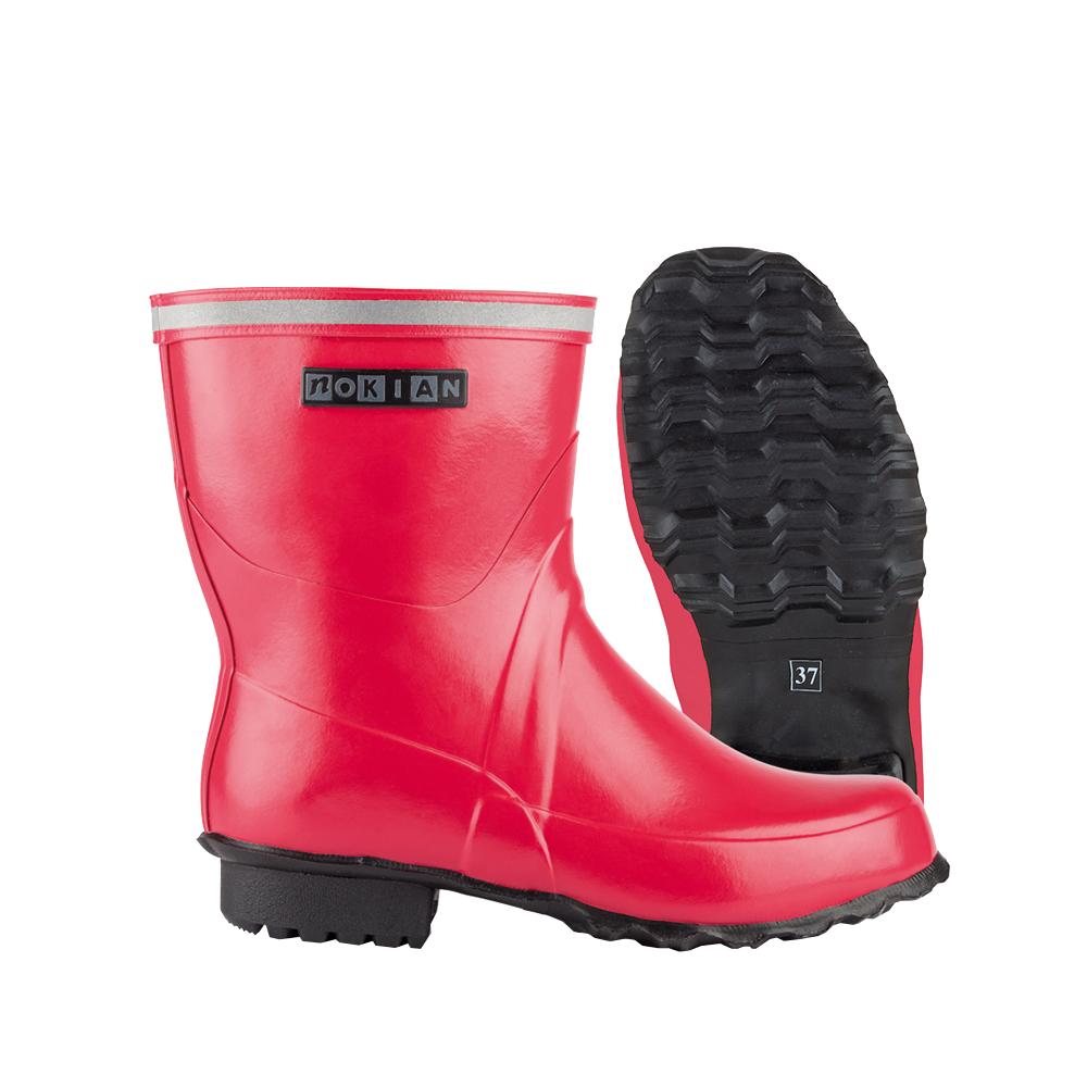 Nokian Footwear Kontio Low (Piha) - Cranberry
