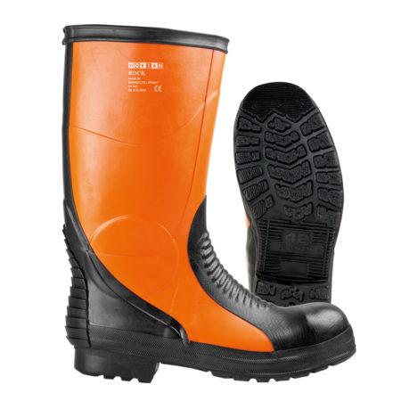 Nokian Footwear Rock - Black/orange