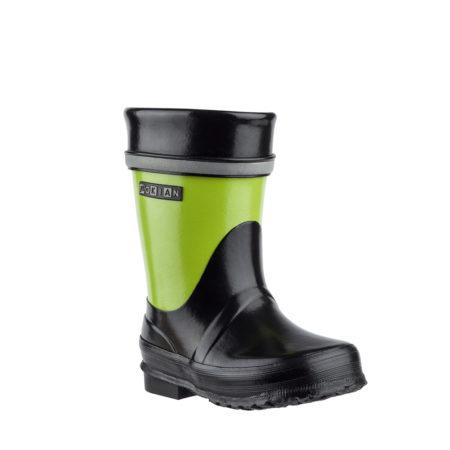 Nokian Footwear Vikla - Black/lime