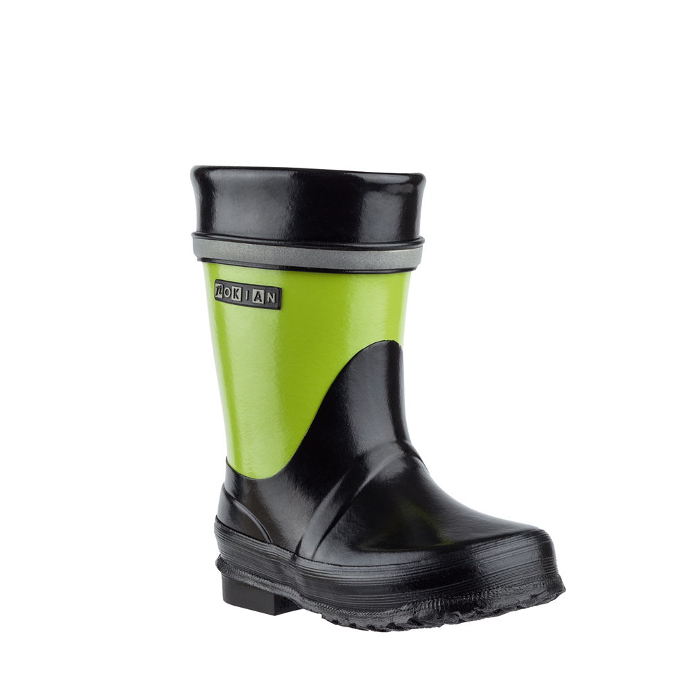 Nokian Footwear Vikla - Black/lime
