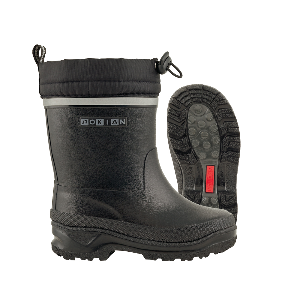 Nokian Footwear Wintry Plus - Black
