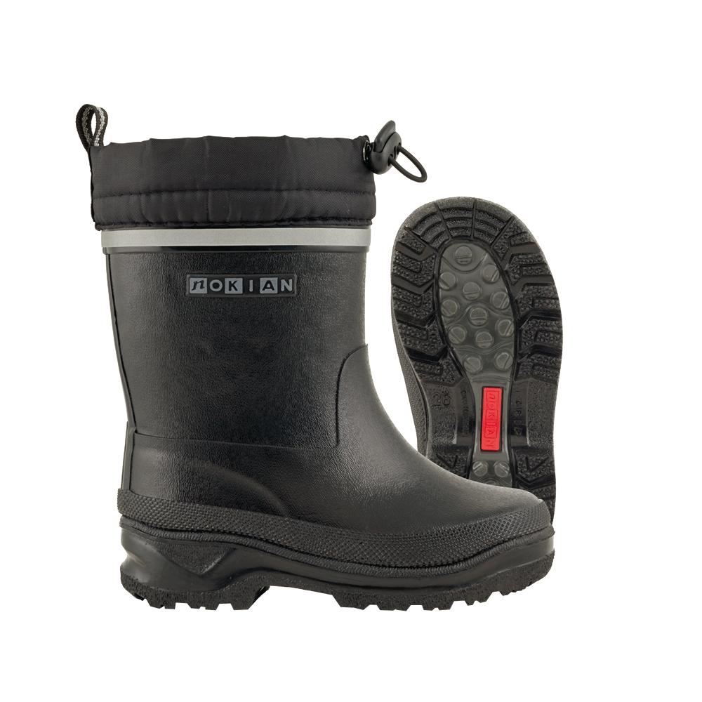Nokian Footwear Wintry Plus - Black