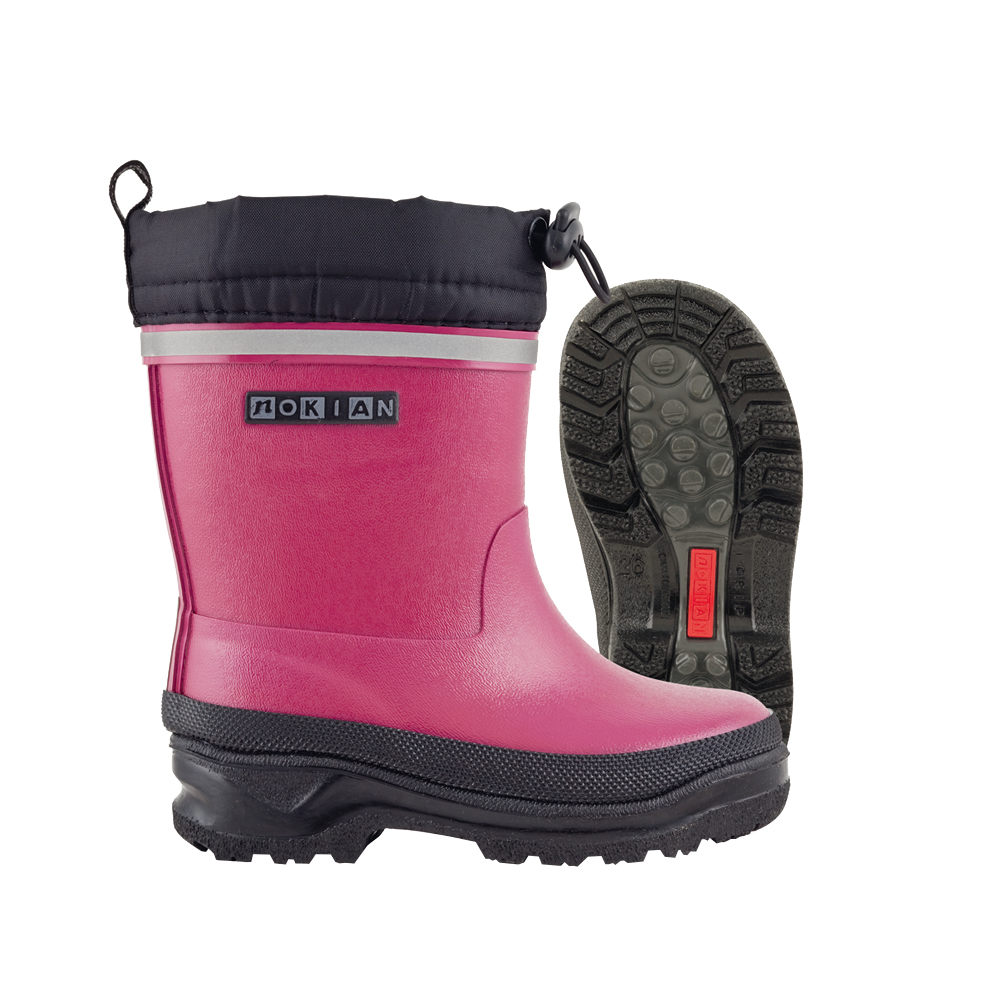 Nokian Footwear Wintry Plus - Cranberry