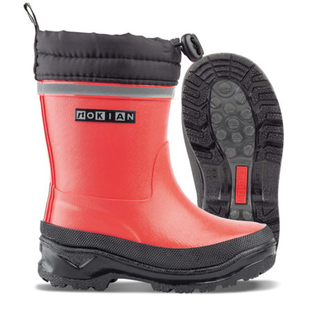 Nokian Footwear Wintry Plus - Coral 3