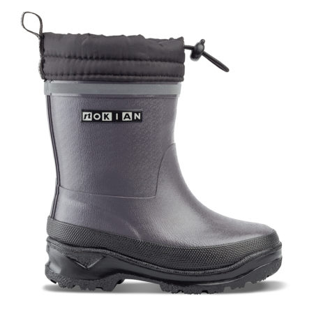 Nokian Footwear Wintry Plus - Tummaharmaa