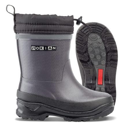 Nokian Footwear Wintry Plus - Tummaharmaa 2