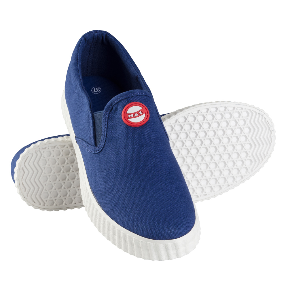 Nokian Footwear Hai Canvas Slip-on - Blue 3