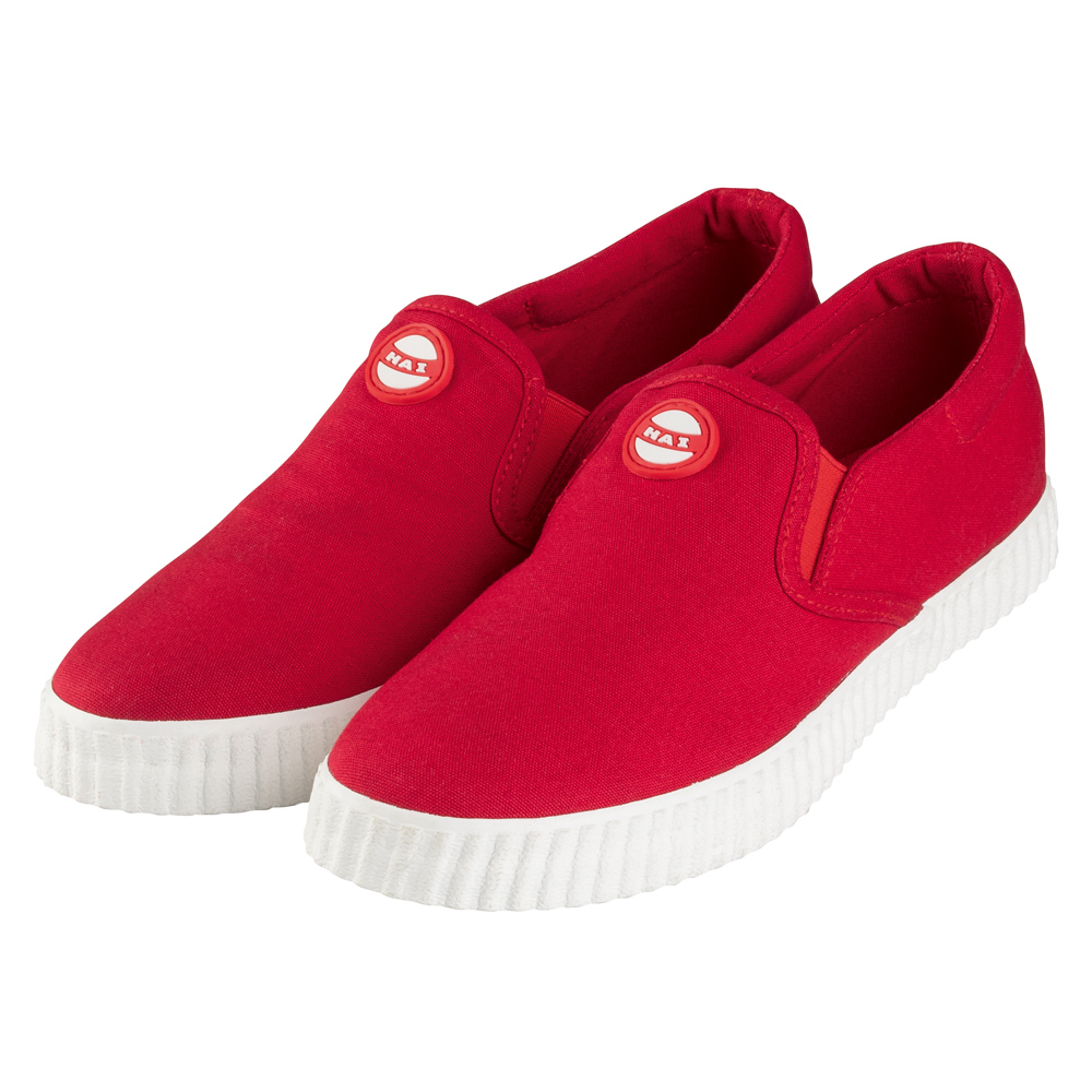 Nokian Footwear Hai Canvas Slip-on - Red