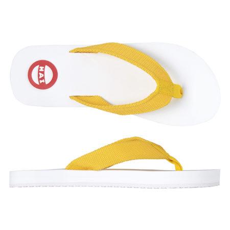 Nokian Footwear Hai Flip-flop sandal - Yellow 2