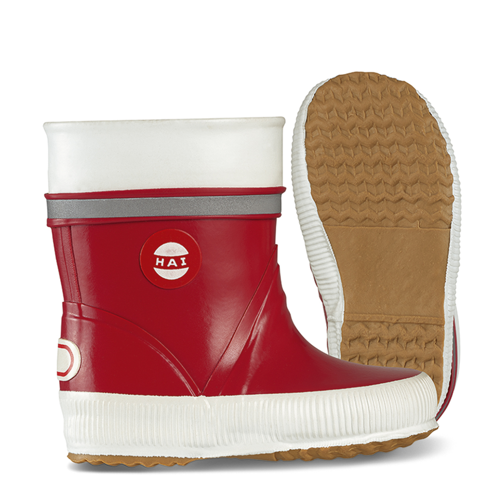 Nokian Footwear Hai Kids - Red 2