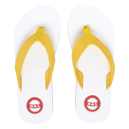 Nokian Footwear Hai Flip-flop sandal - Yellow 3