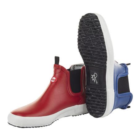 Nokian Footwear Hai Low - Sininen/punainen