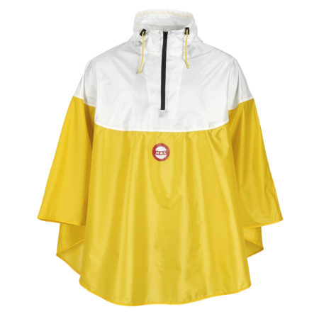 Nokian Footwear Hai Rain Cape - Yellow