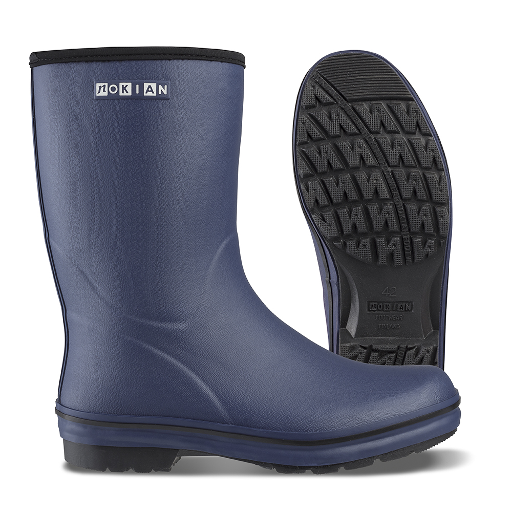 Nokian Footwear Aava Winter - Dark blue