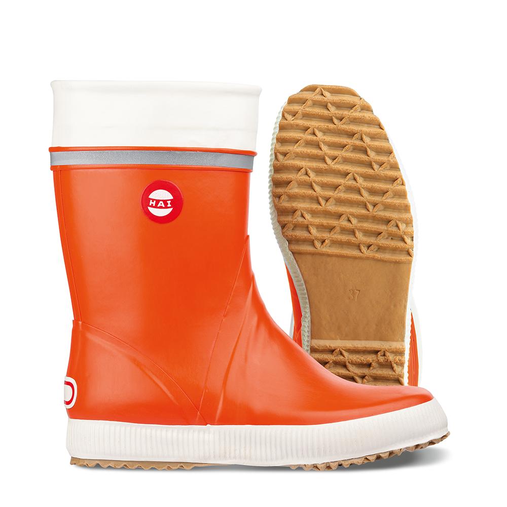 Nokian Footwear Hai boots - Tumma oranssi