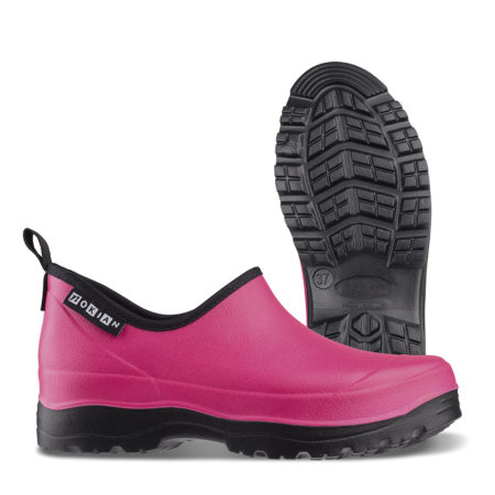 Nokian Footwear Verso Garden Shoe - Fuchsia