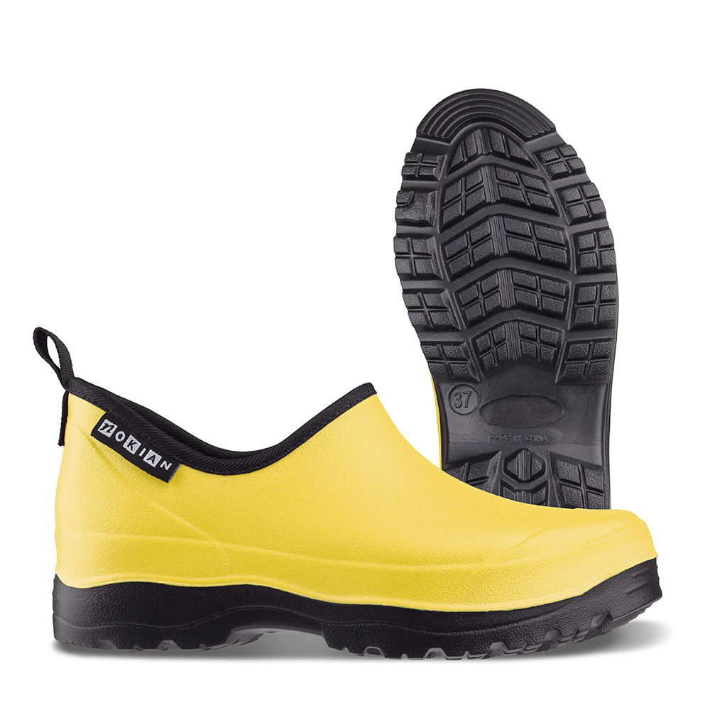Nokian Footwear Verso Garden Shoe - Yellow