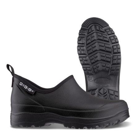 Nokian Footwear Verso Garden Shoe - Black