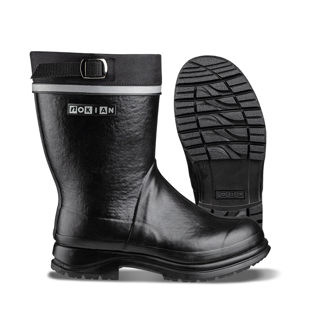Nokian Footwear Kontio Winter rubber boot - Black