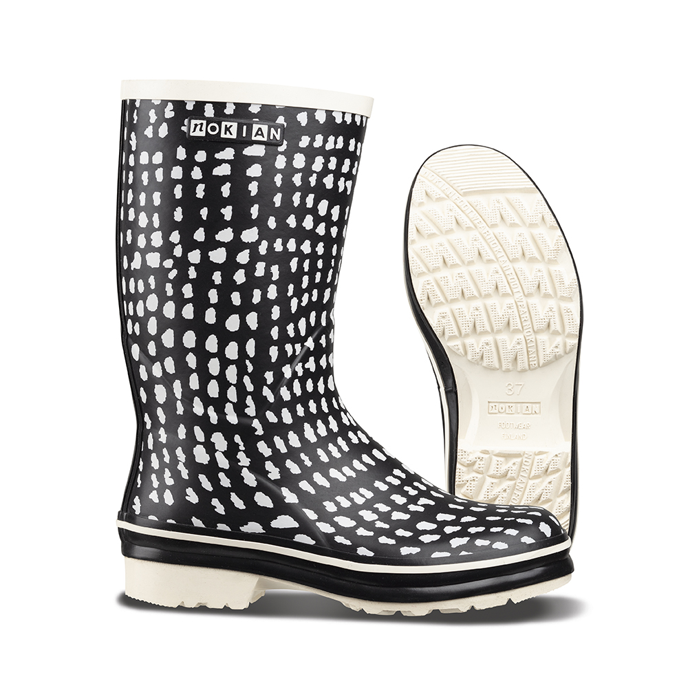 Nanso Hippu rubber boots for ladies