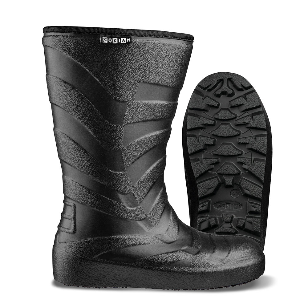 Winter Light rubber boot