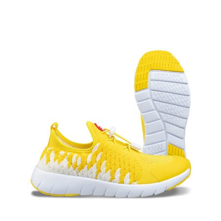 Nokian Footwear Hai sneaker - Yellow