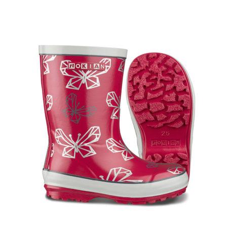 Nokian Footwear Hippa Butterfly - Ruusu