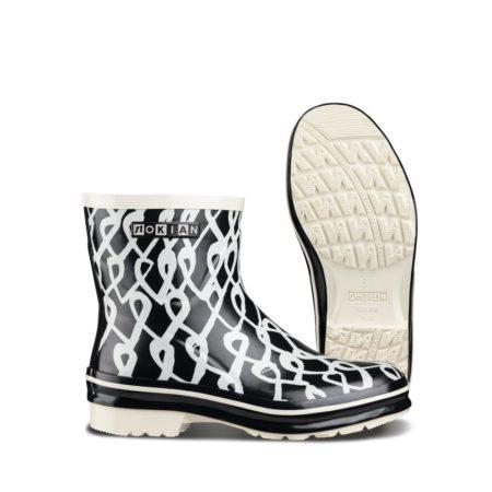 Nokian Footwear Nanso Low Neulos - Black