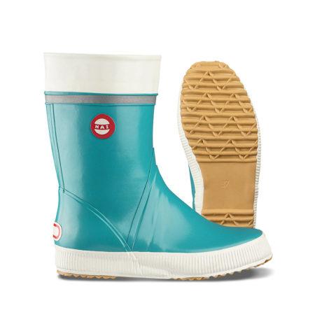 Nokian Footwear Hai boots - Tumma turkoosi