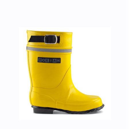 Nokian Footwear Kontio Jr - Yellow 2