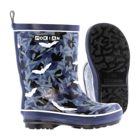 Nokian Footwear Hippa Lepakko rubber boot for children - Black