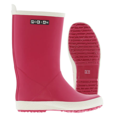 Nokian Footwear Meri rubber boot for ladies - Red
