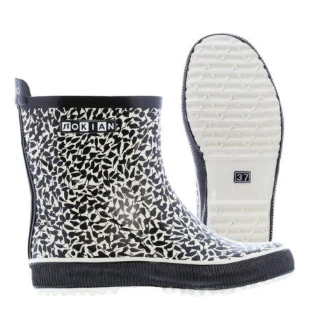 Nokian Footwear Nanso Low Silmu - Black