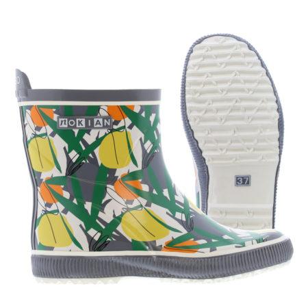 Nokian Footwear Nanso Low Sitruunapuu - Green