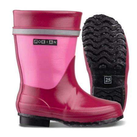 Nokian Footwear Vikla - Kirsikka/pinkki