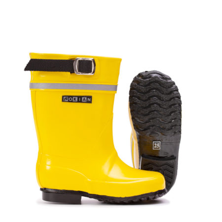 Nokian Footwear Kontio Jr - Yellow